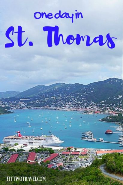 Plenty to see on the gorgeous island of St thomas, but if arrive on a cruise ship and you are only here for one day, heres what you should do on St Thomas in one day! Fittwotravel.com