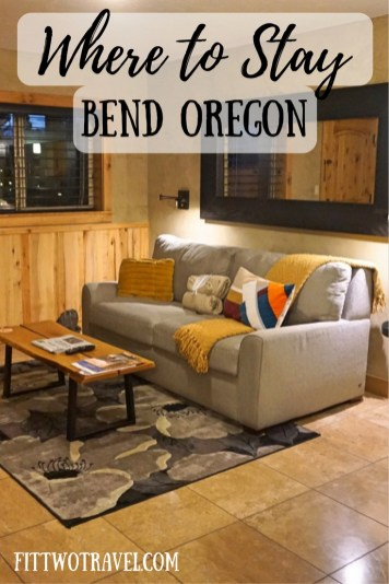 Looking for a place to stay in Bend, Oregon that allow your dog also? Wall Street Suites is close to downtown and the perfect spot for you and your dog to enjoy Bend Oregon fittwotravel.com