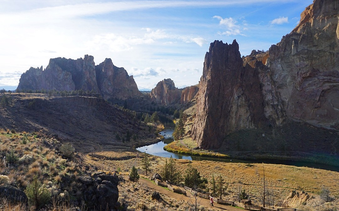 Tips for Hiking Smith Rock State Park in Bend, Oregon