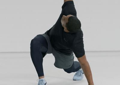 nike+ training club workout