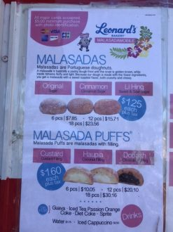 5 restaurants you cant miss on Oahu Leonards Bakery fittwotravel.com