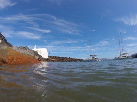 sailing santorini fittwotravel.com