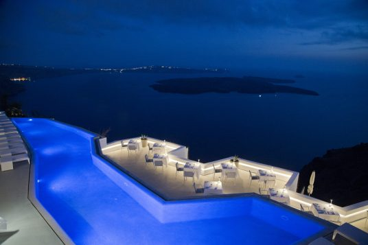 Grace Santorini Hotels