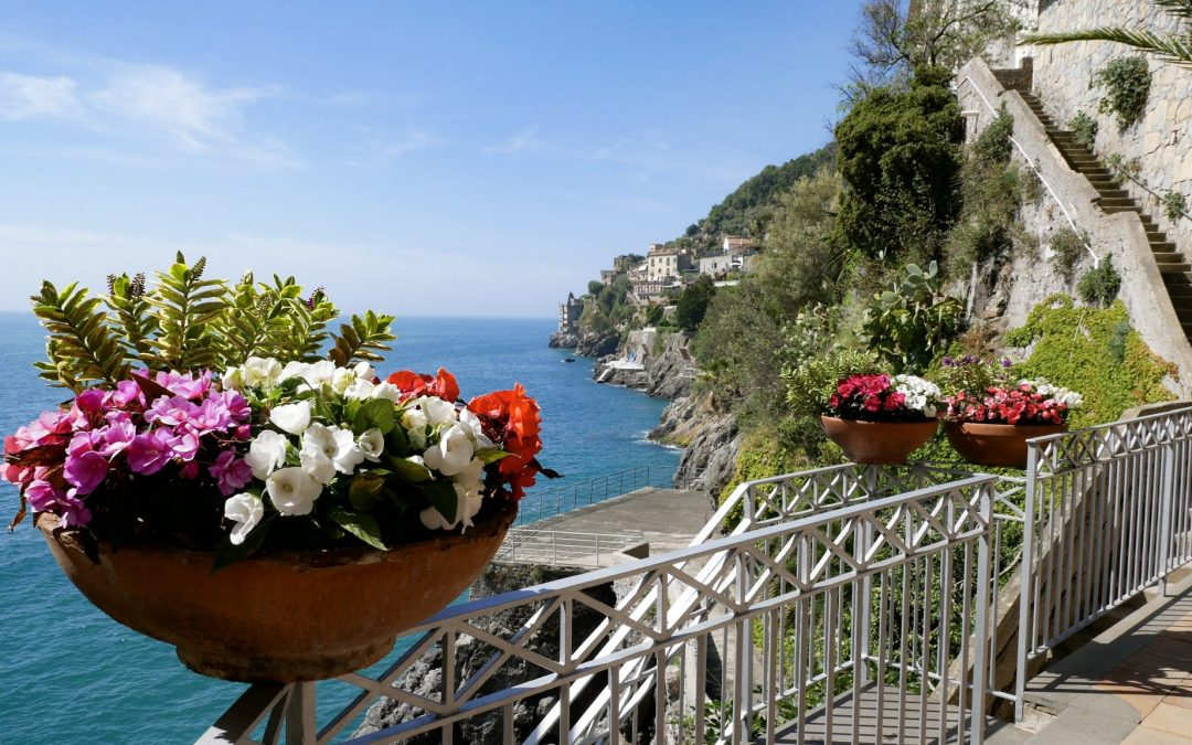 Hotel Marmorata: A Cliffside Oasis Along the Amalfi Coast