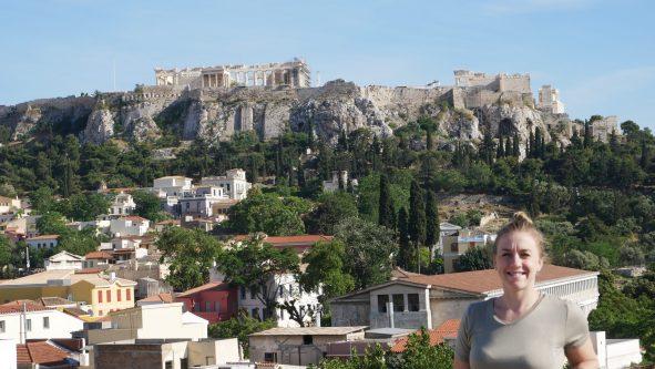 Pella Inn hostel Athens Fittwotravel