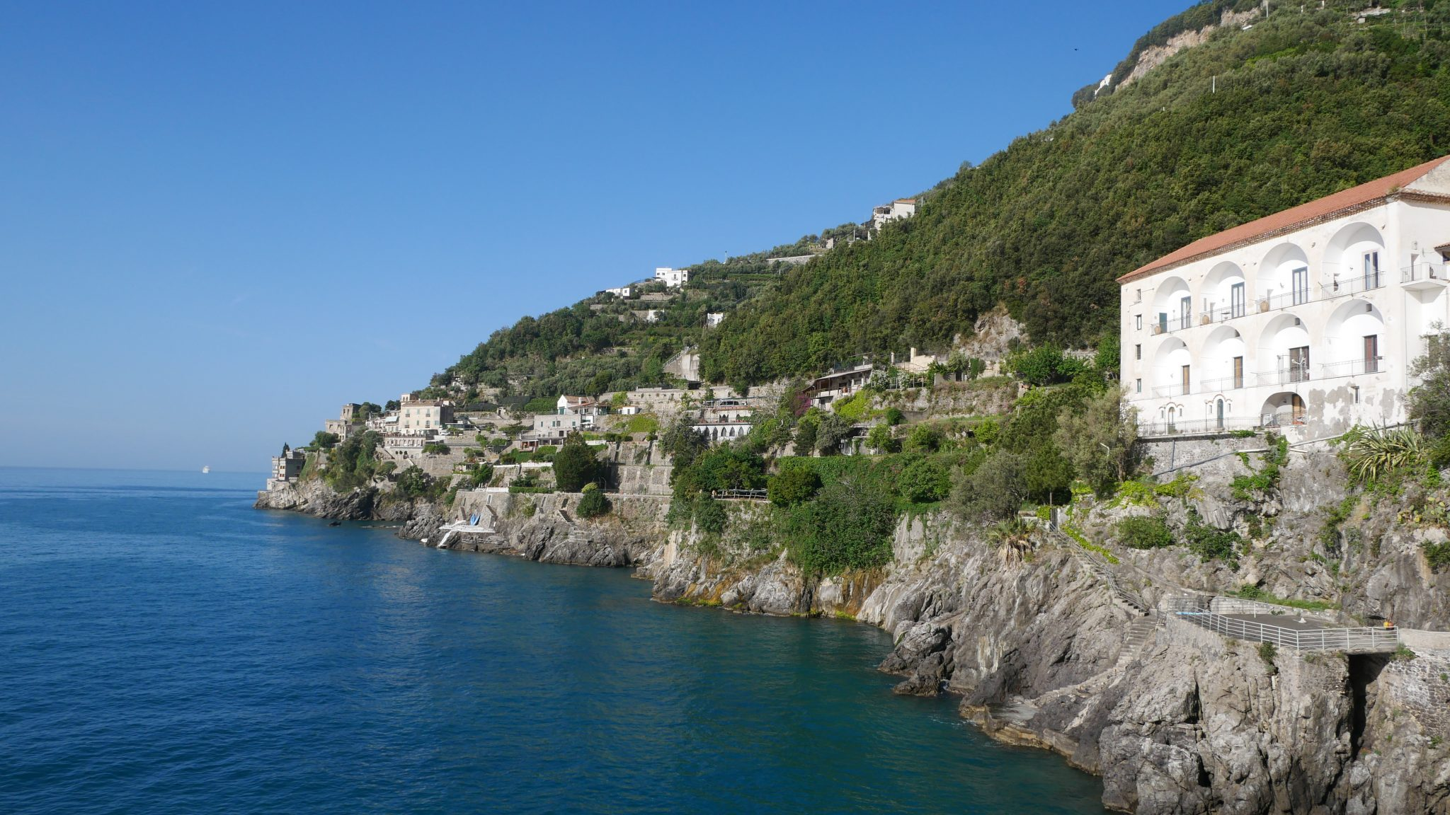 the best view along the amalfi coast fittwotravel.com
