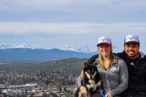 things to do in bend Oregon pilot butte Fittwotravel.com