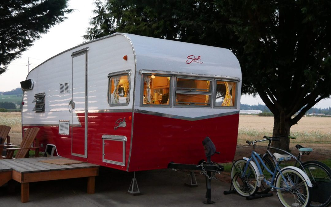 The Vintages Trailer Resort: Glamping in Oregon's Wine Country