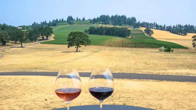 What winery to visit in willamette valley Stoller