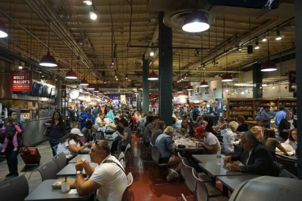 Philadelphia Reading Terminal Market fittwotravel.com