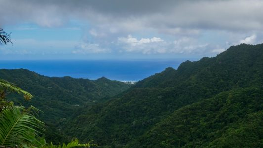 Guide to Rarotonga things to do Cook islands cross island trek fittwotravel.com