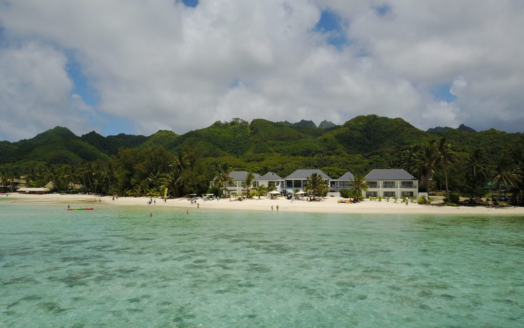Guide to visiting Rarotonga Muri Beach Cook Islands Fittwotravel.com