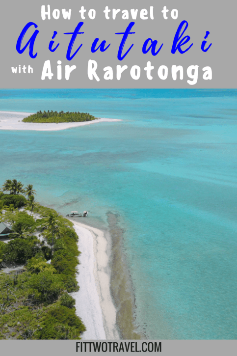 If youre traveling to the Cook Islands, dont miss Aitutaki. Its easy to get from Rarotonga to Aitutaki with Air Rarotonga, and definitely worth it! Fittwotravel.com