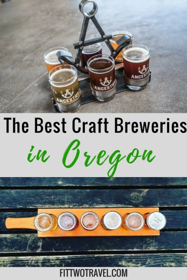 There are some amazing Portland breweries that are worth visiting, but the whole state of Oregon has great craft breweries. Here are the best breweries in Oregon separated by area, so you can plan your brew tour out easily.