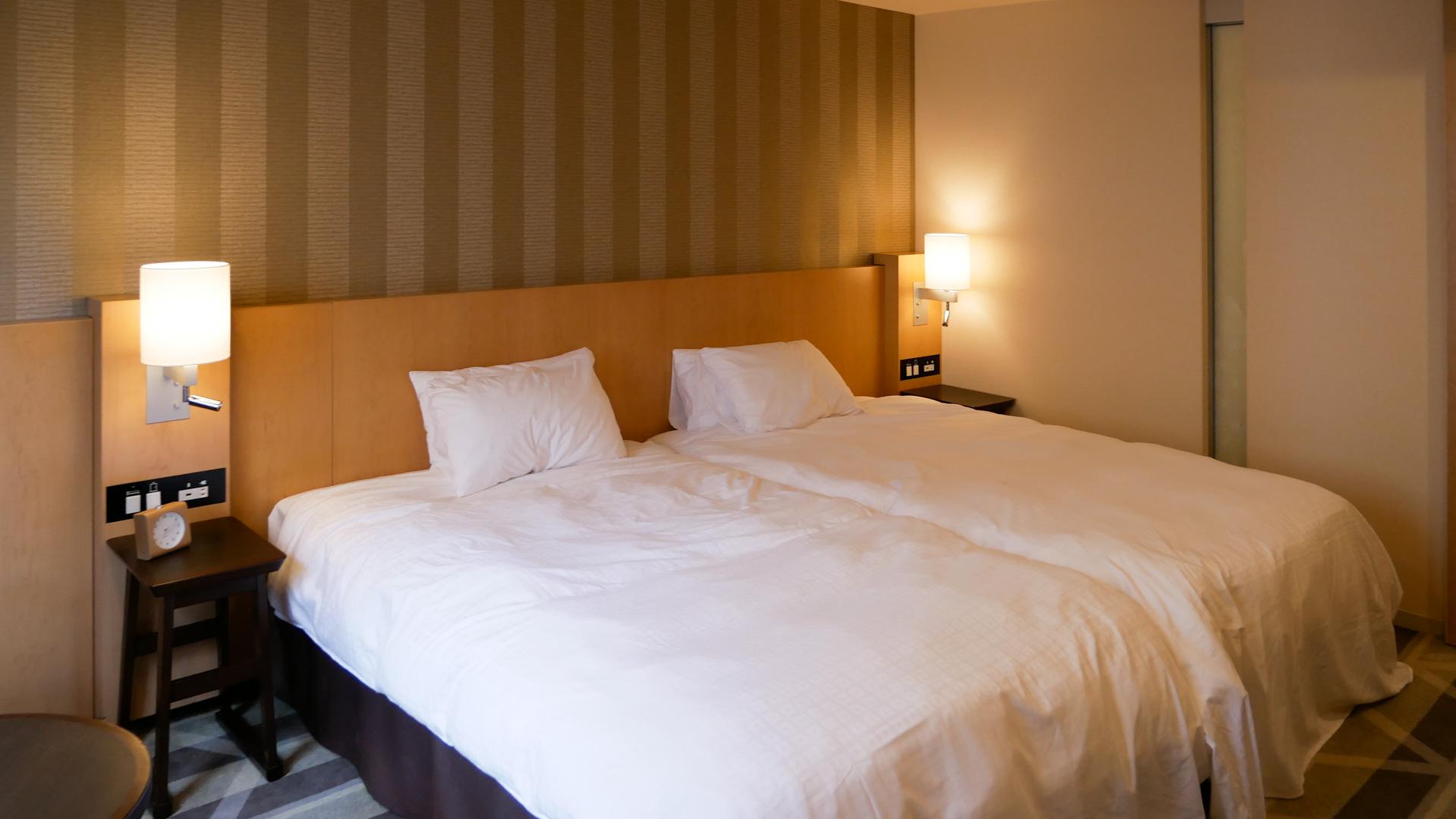 shiba park hotel in tokyo fittwotravel.com