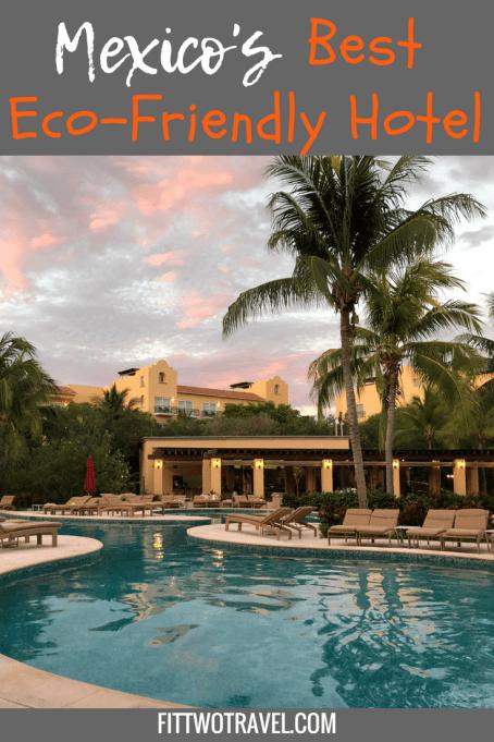 Hacienda Tres Rios, a luxury, all-inclusive, eco-friendly resort located in Playa Del Carmen, Mexico fittwotravel.com