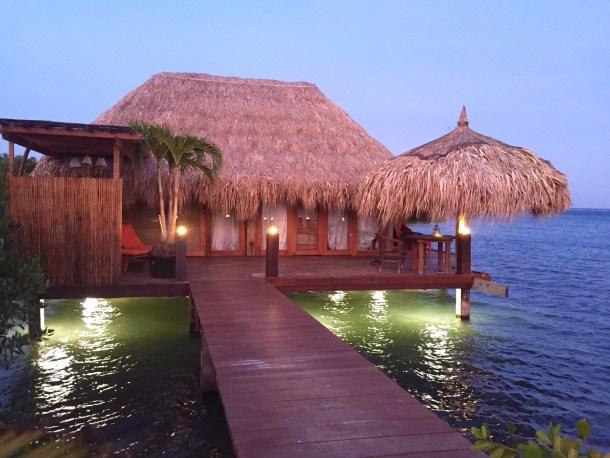 best overwater bungalows Aruba Ocean Villas