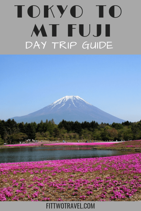 Tokyo to Mt Fuji is one of the best day trips from Tokyo. Well help you plan your day trip to Mount Fuji including how to get there and things to do around Mt Fuji Fittwotravel.com