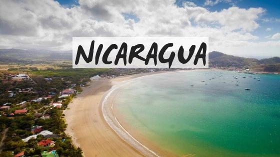 Nicaragua destination posts