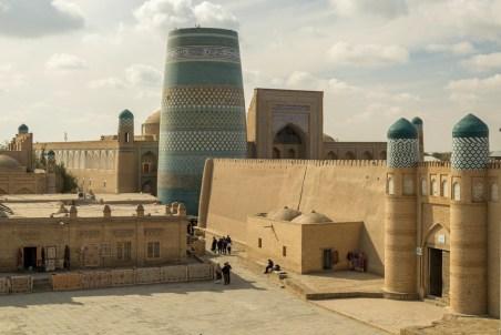 Uzbekistan Bucketlist destinations