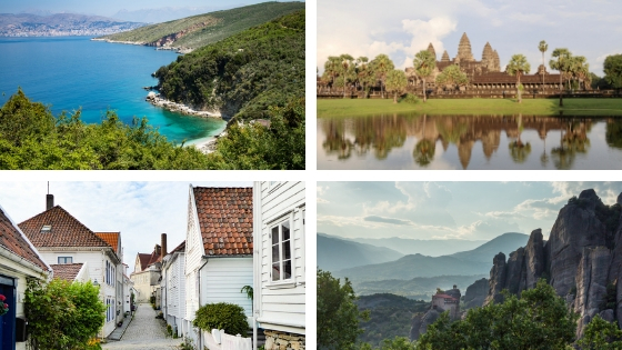 37 Must See Places to Travel in 2019