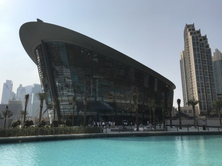 things to do in Dubai for couples Dubai Opera