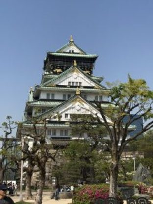 2 weeks in Japan Osaka Castle