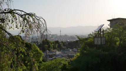 2 weeks in Japan- view from Kiyomizu-dera