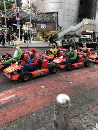 Japan Itinerary Tokyo Mario Cart