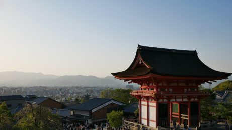 Things to do In Kyoto Kiyomizudera temple