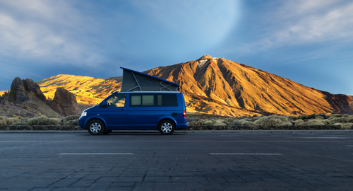 Where to Rent a Campervan: 9 RV and Campervan Rentals in the USA
