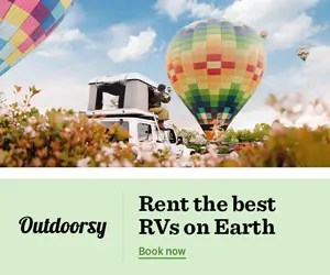 Rent a RV from Outdoorsy