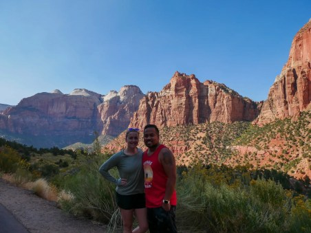 Utah National Parks - Zion national park