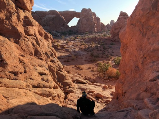 best hikes in arches np