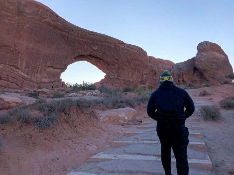 utah national parks arches
