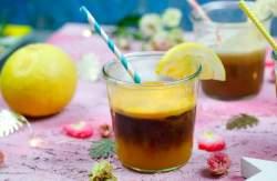Grapefruit Cold Brew Coffee