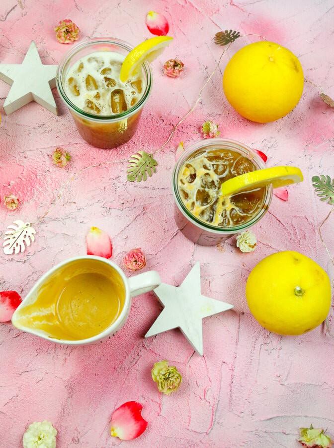 pomelo, grapefruit, grapefruit cold brew, cold brew, coffee, summer, Iced coffee, coffee, espresso