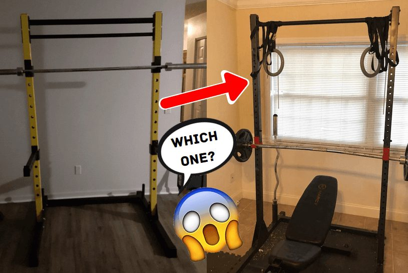 5 best squat racks with pull up bar