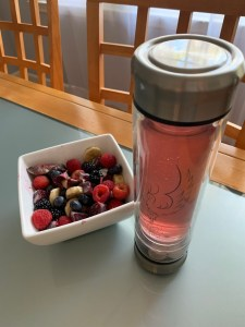Ultimate reset Berry bowl lunch