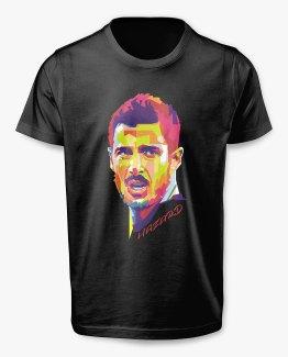 T-Shirt-001-balckHAZARD1-