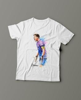 Футболка с принтом Икера Касильяса