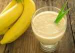 Appel banaan smoothie