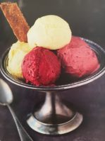 Frambozen-mangocrème