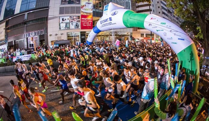 hong kong marathon 渣打馬拉松