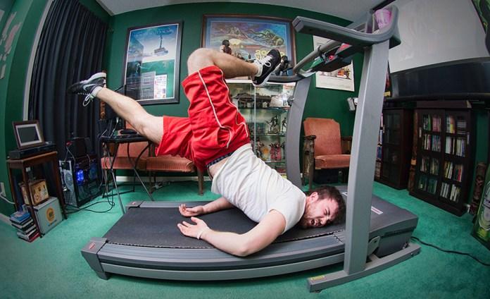 跑步機 treadmill
