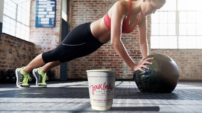 喝咖啡能減重f