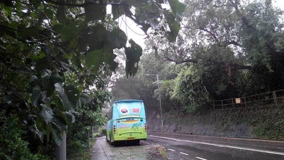 颱風下的 「Long 慢」跑4