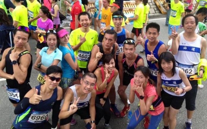 人生馬拉松1