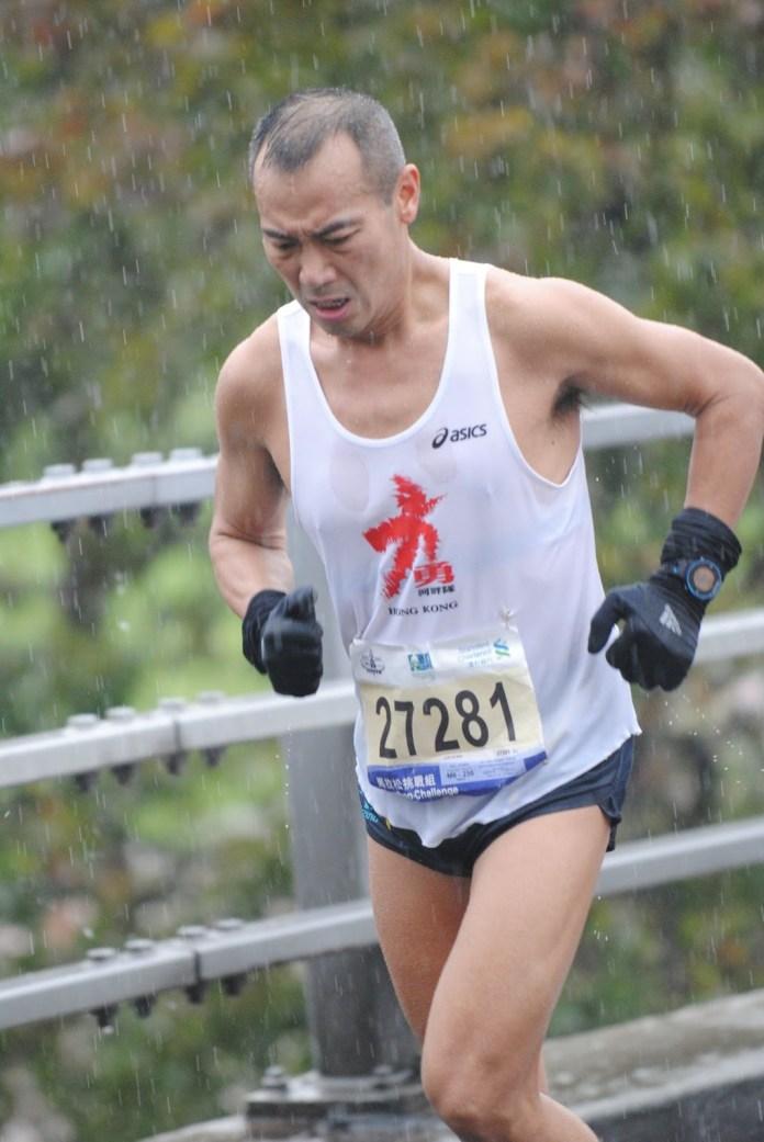 香港渣打馬拉松 2016 7