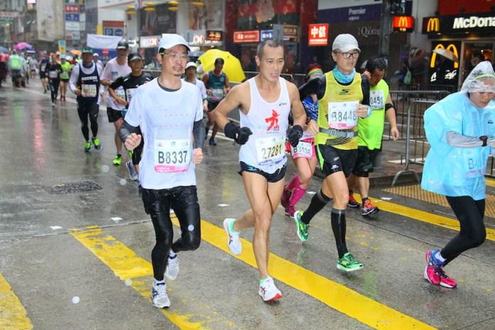 香港渣打馬拉松 2016 9